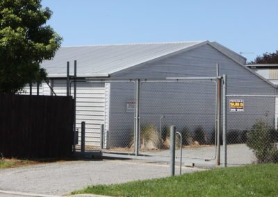 Empire Storage Christchurch Security