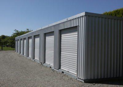 3x2.4 metre Self Storage Unit Empire Storage Christchurch